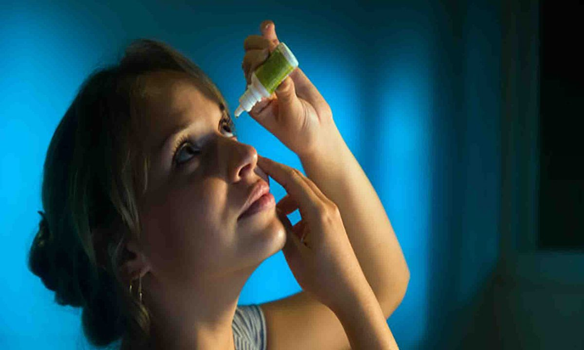 How To Put in Eye Drops