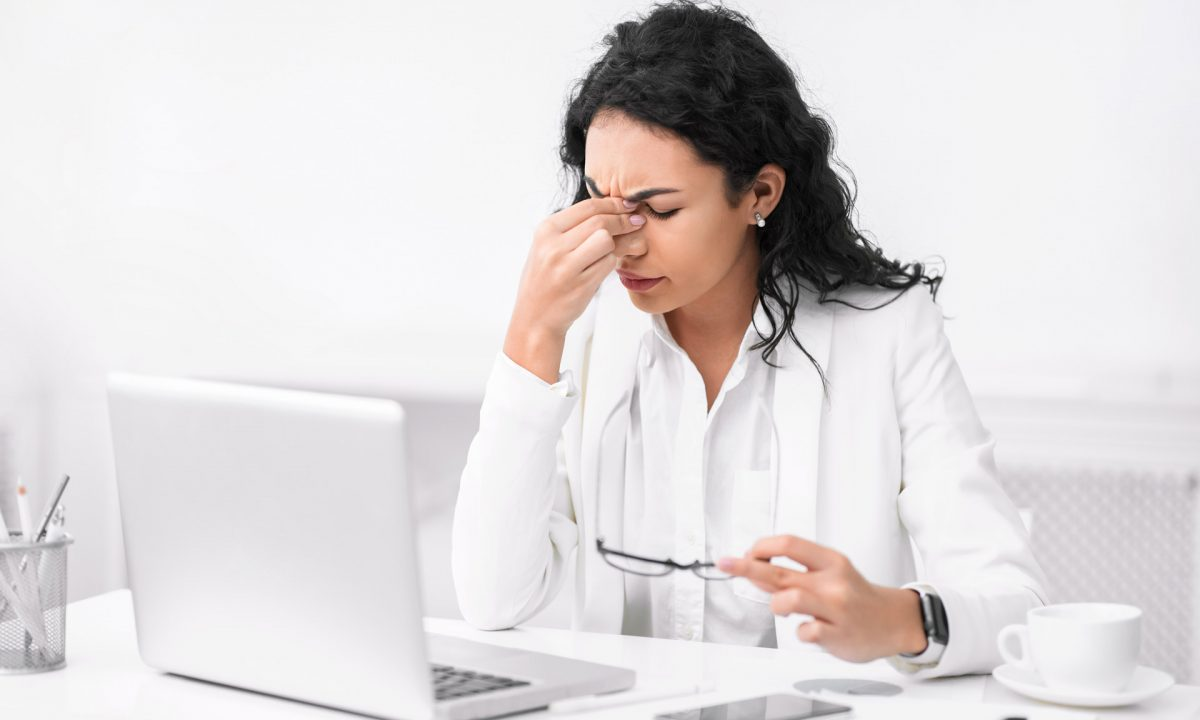 How Can a Swollen Eye Affect Your Vision?