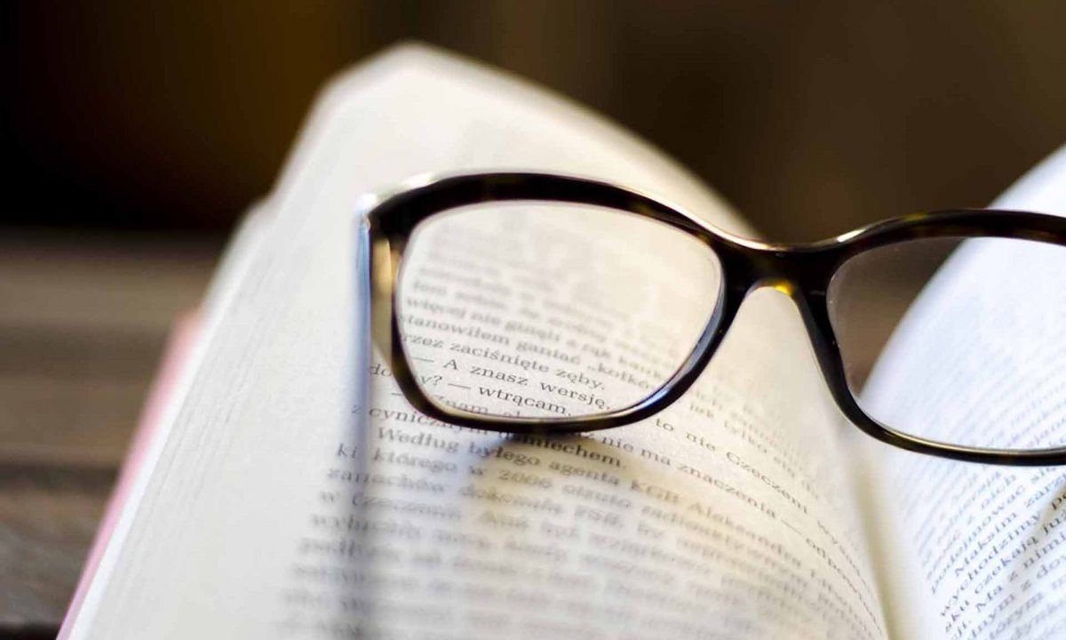 What symptoms might you develop if you need glasses?