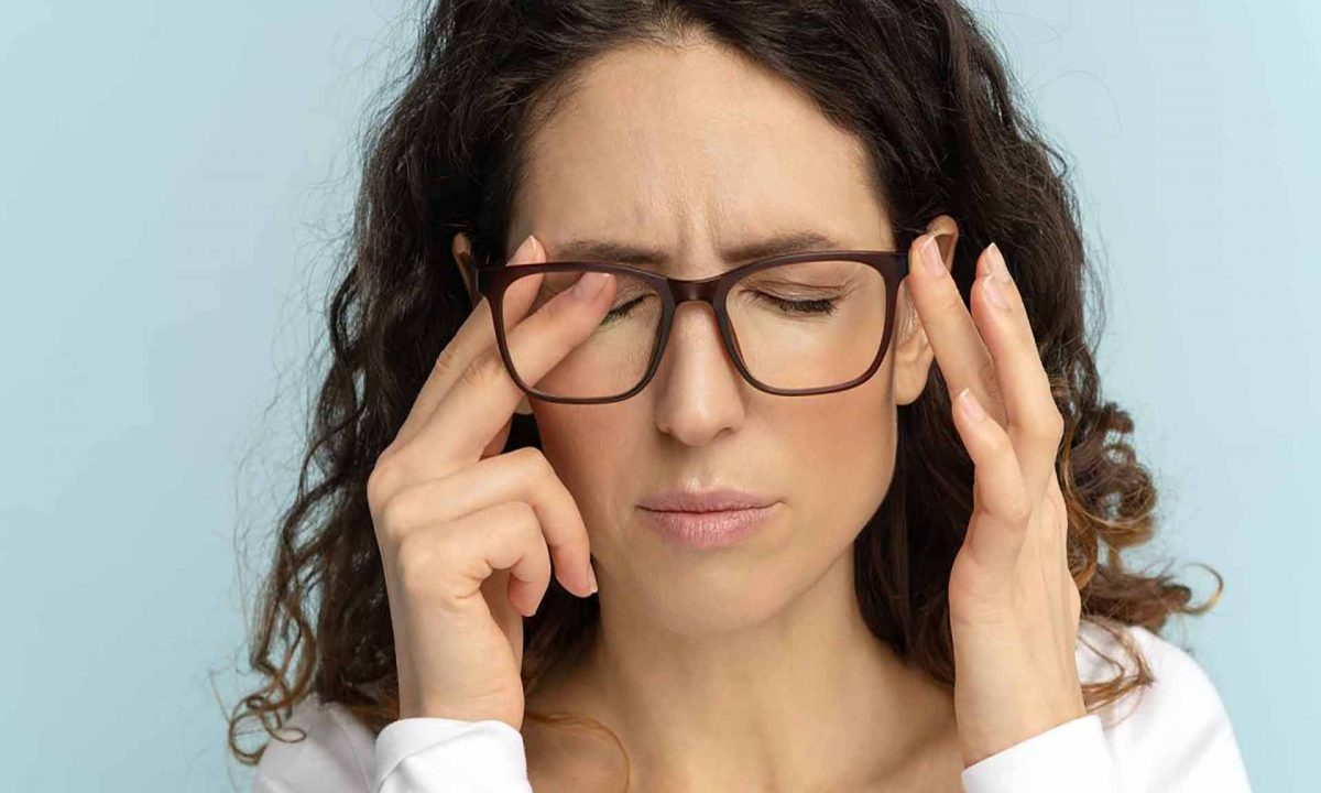 What Causes Eye Strain?